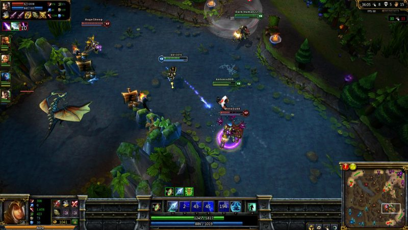 League-of-Legends-ingame