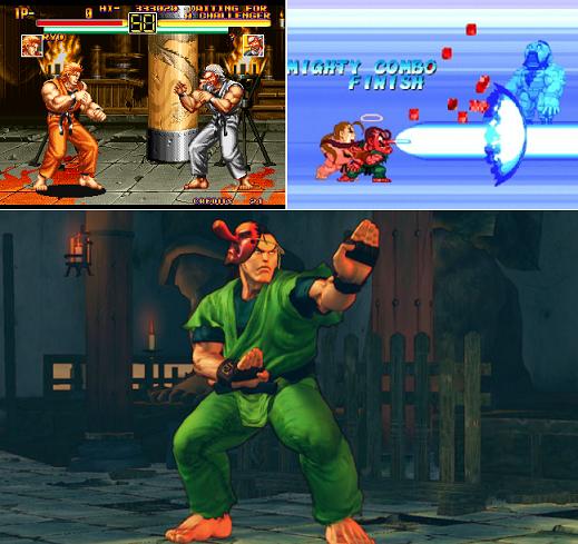 comparacion mr karate