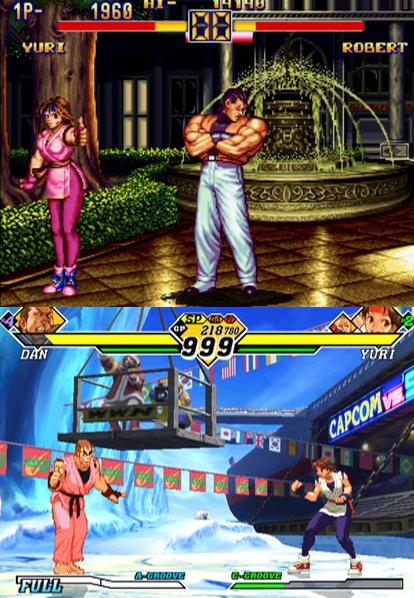 Art of Figthing Capcom vs Snk 2