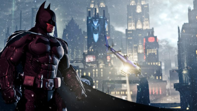 Batman no podrá librar a Gotham City de los errores de programación.