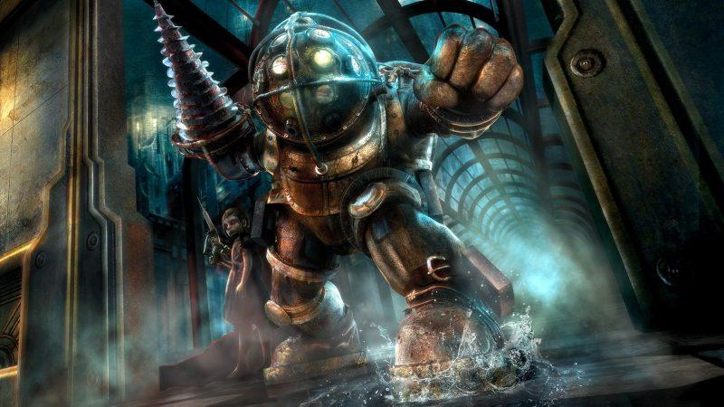 La reconocida saga de Irrational Games, Bioshock, continuará viva, aunque será propiedad de 2K Games.