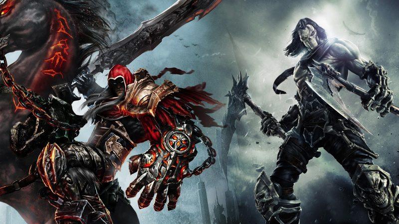 Guerra y Muerte volverán a intentar averiguar quién desencanenó el apocalipsis y engaño a uno de los jinetes en Darksiders Collection / Darksiders Complete.