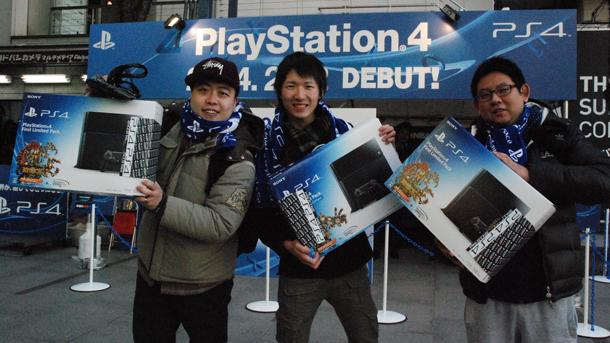 PS4-Japan-launch