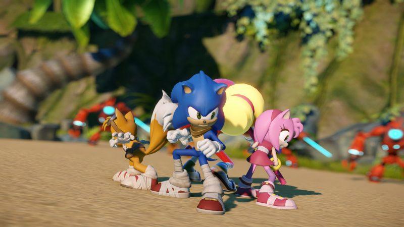 Sonic Boom, que lleva dos años de desarrollo, tendrá cooperativo de 2 a 4 jugadores