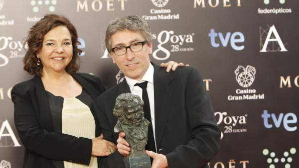 david trueba goyas 2014