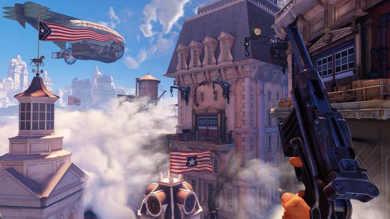 El apartado artístico del último juego de Irrational Games ha sido premiado.