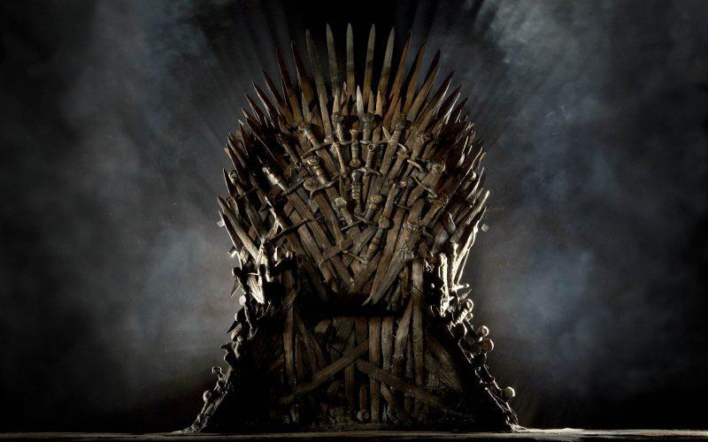 La guerra por el Trono de Hierro durará 7 temporadas en total.