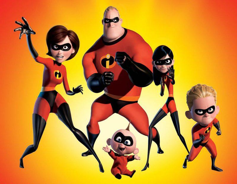 La familia de superhéroes de Pixar regresará en 3D.