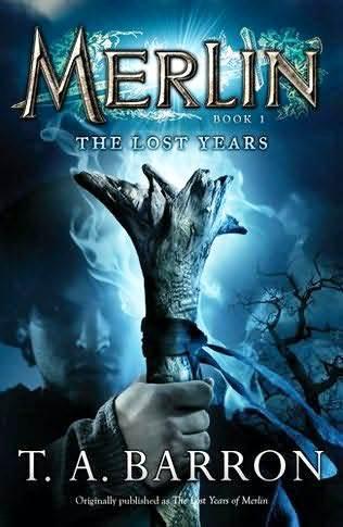 Los libros de T. A. Barron servirán de base para la nueva película de Merlín.