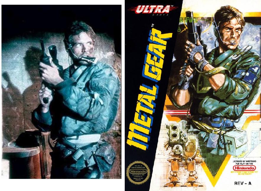Metal Gear Kyle Reese