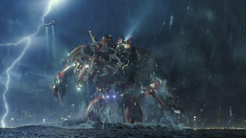 Guillermo del Toro y Legendary Pictures tendrán que decidir si llega a hacerse la segunda parte de la película.