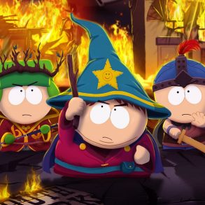 Bonus Stage Especial South Park