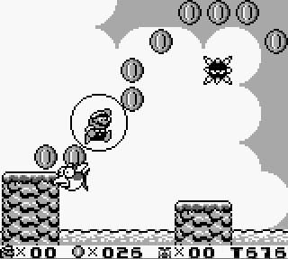 Nuevas habilidades para Mario.