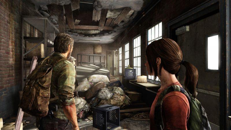 Joel y Ellie lucirán todavía más realistas en PlayStation 4.