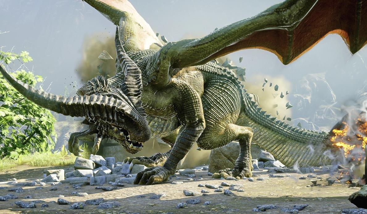 Dragon Age: Inquisition es uno de los lanzamientos estrella de la compañía