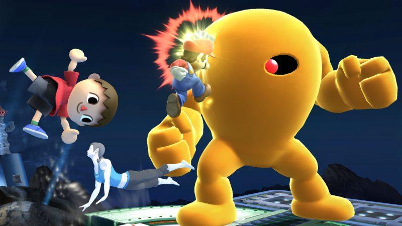 Los jefes jugarán un papel importante en los escenarios de Super Smash Bros.