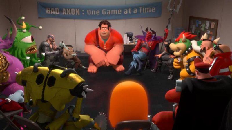 Diversos personajes del mundo de los videojuegos volverán a darse cita en Rompe Ralph 2.