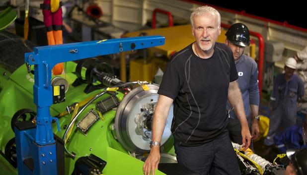 El director de cine lleva años experimentando con la tecnología que tiene a su alcance