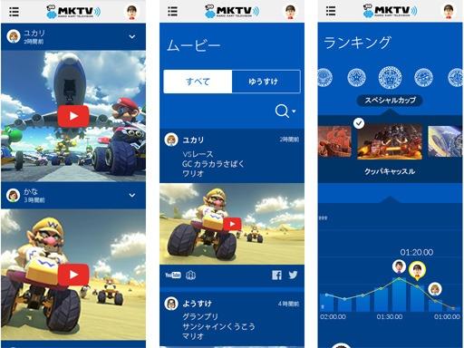 Podremos consultar todo el contenido de Mario Kart TV desde nuestro móvil