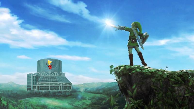 Se nos van a caer los ojos cuando veamos el Zelda que nos tienen preparado