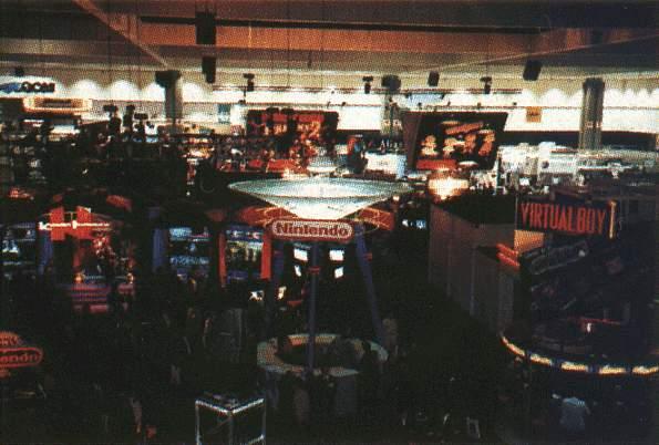Un vistazo rápido al E3 de 1995. ¡Eso sí que eran otros tiempos!