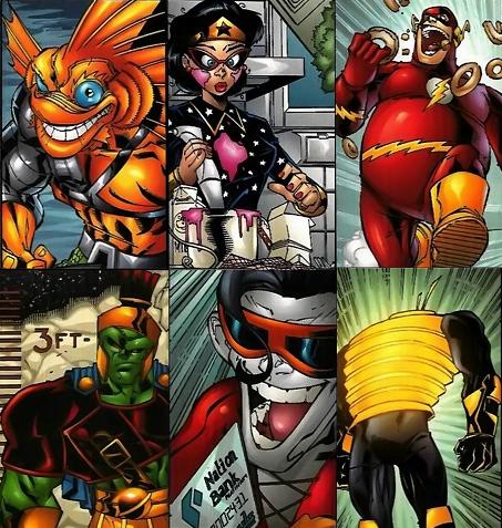 Emperador Joker JLA