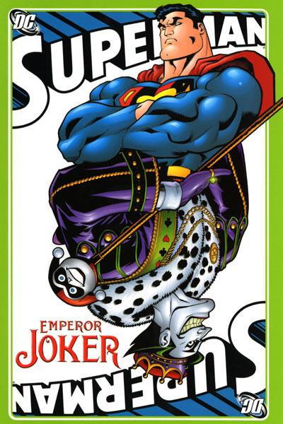 Emperador Joker portada