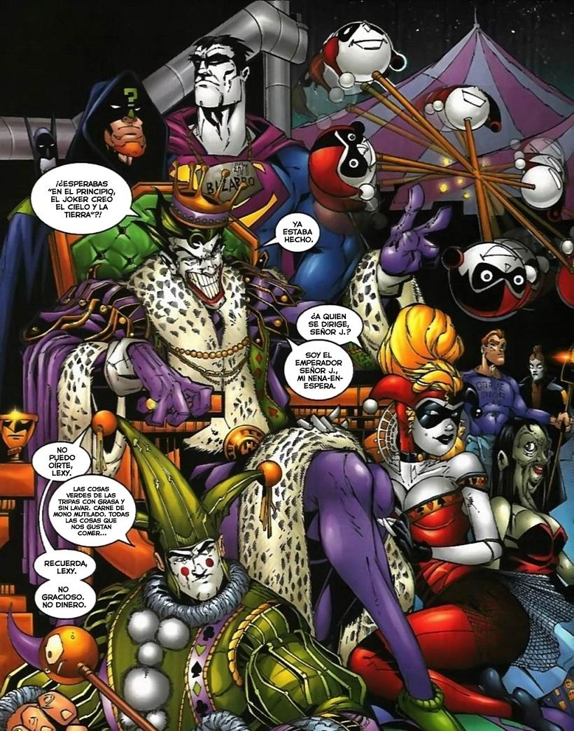 Emperador Joker todos