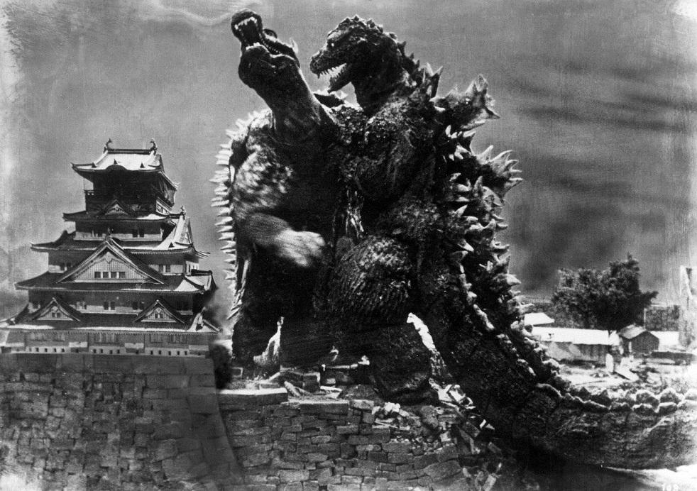 Godzilla contra Anguirus