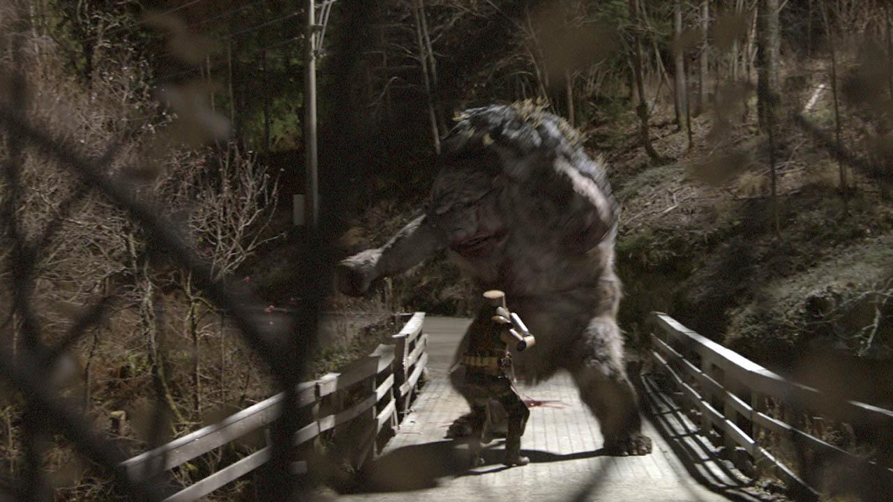 La escena del ataque del troll en el puente es una muestra de la gran calidad técnica de esta cinta