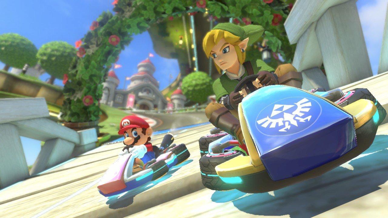 DLCs, Mario Kart 8