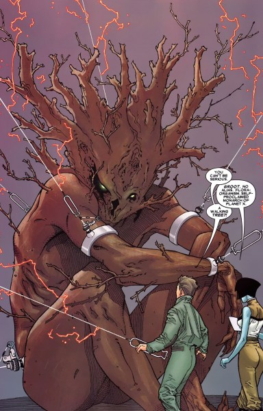 El regreso de Groot tras décadas en el olvido