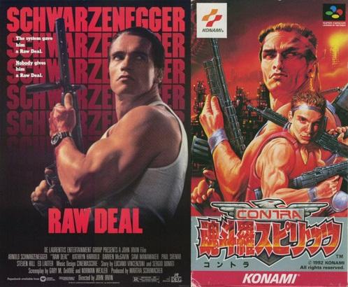 Schwarzenegger en Contra Spirits