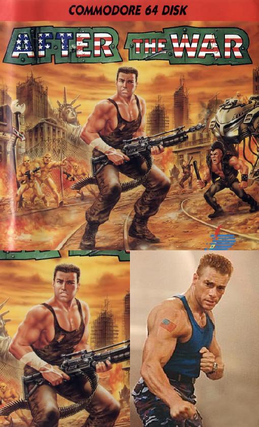 Van Damme en After the war
