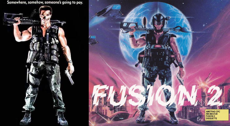 Schwarzenegger en Fusion 2