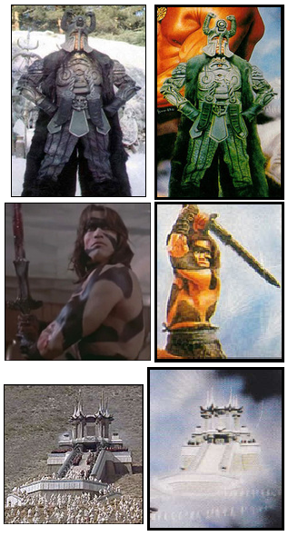 Xyphoes Fantasy lleva los homenajes al límite
