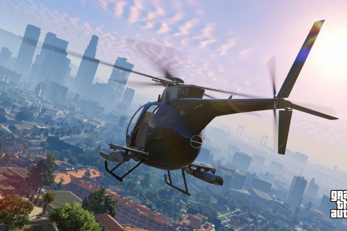 Grand Theft Auto V, Rockstar Games
