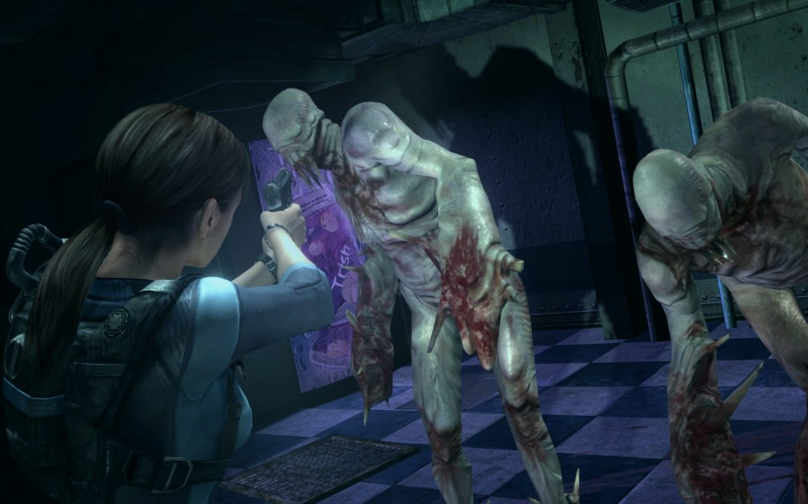 Resident Evil Revelations 2, Capcom