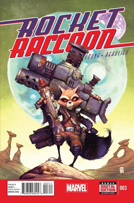 Serie de Rocket Raccoon de 2014