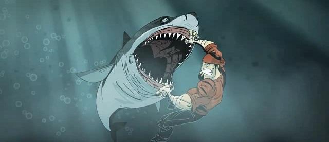 shank 2 tiburón