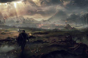 La Tierra Media Sombras de Mordor