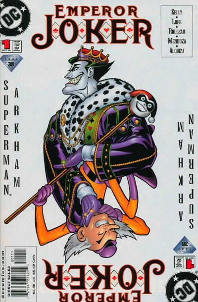 Joker Emperador