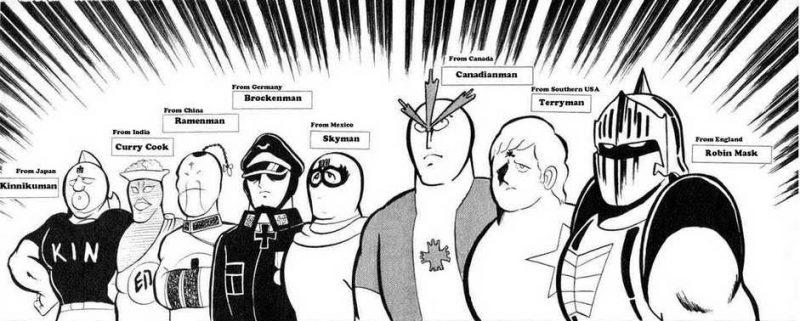 El estilo de dibujo del manga empezó siendo muy sencillo