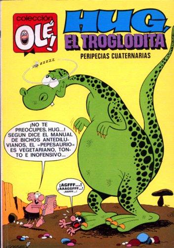 Portada de Peripecias cuaternarias, número 62 de la colección Olé.