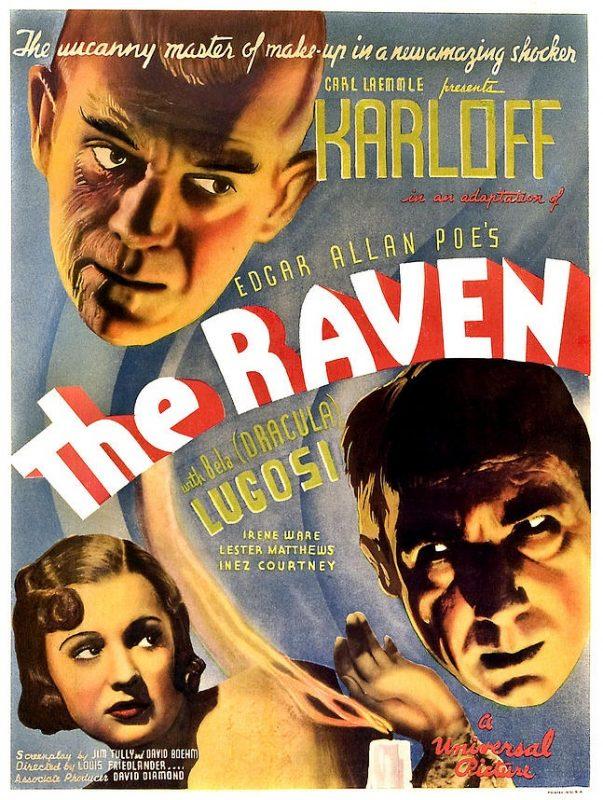 The Raven Lugosi Karloff