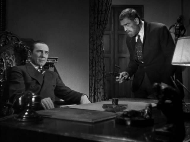 "Lugosi y Karloff ""negociando"""