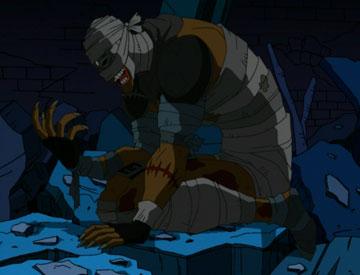 Versión de Rat King en la serie de animación de 2003