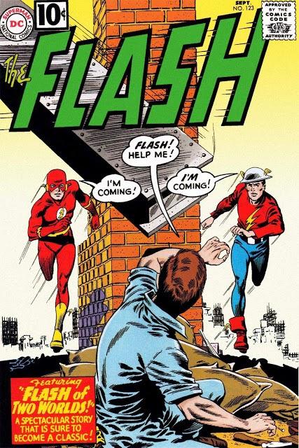 Ambos Flashes en el mismo universo