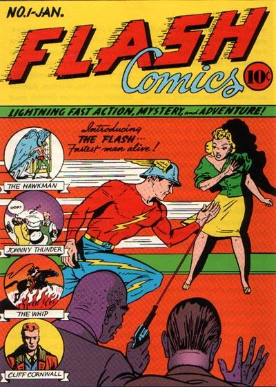 Primera aparición de Flash
