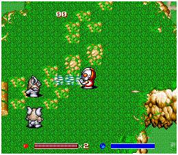 SD The Great Battle (SNES)